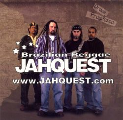 Jahquest - Brazilian Reggae
