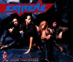 Extreme - More Than Words [CD Single]