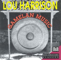 Harrison: Gamelan Music