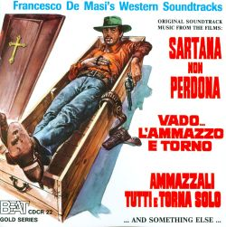 Francesco De Masi - Francesco De Masi's Western Soundtracks