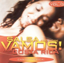 Vamos! Vol. 13: Salsa and More from Costa Rica