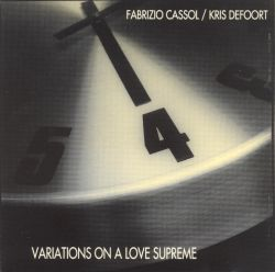 Variations on a Love Supreme