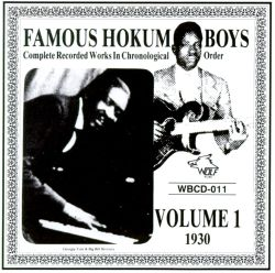 The Hokum Boys - Famous Hokum Boys, Vol. 1