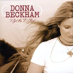 Donna Beckham - I Got the T-Shirt