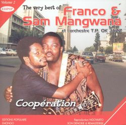 The Very Best of Franco & Sam Mangwana Vol. 2: Coopération