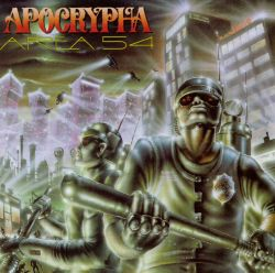 Area 54 - Apocrypha | Songs, Reviews, Credits | AllMusic