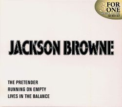 Jackson Browne - The Pretender/Running on Empty/Lives in The Balance [Box]