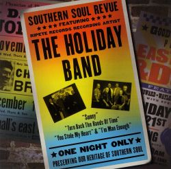 Holiday Band - Southern Soul Revue