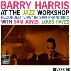 Barry Harris at the Jazz Workshop