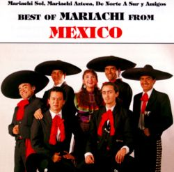 best of mariachi from mexico various artists songs reviews credits allmusic. Black Bedroom Furniture Sets. Home Design Ideas