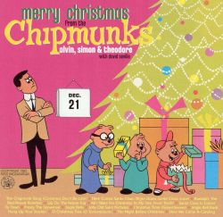 Merry Christmas from the Chipmunks