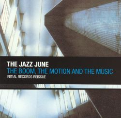 The Boom, The Motion and the Music