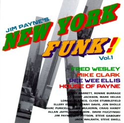 Jimmy Payne - New York Funk, Vol. 1
