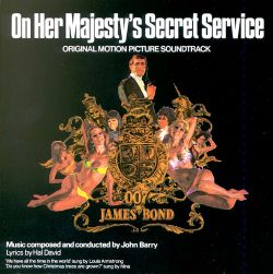 On Her Majesty's Secret Service [Original Motion Picture Soundtrack]