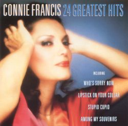 Connie Francis - 24 Greatest Hits