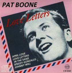pat boone love letters in the sand letters dominion pat boone songs reviews 23911