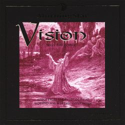 Vision: Songs From The Heart Of David Worship And Warfare