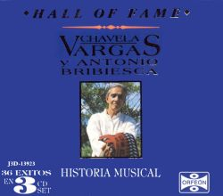 Chavela Vargas - Hall of Fame: Historia Musical