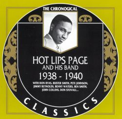Hot Lips Page - 1938-1940