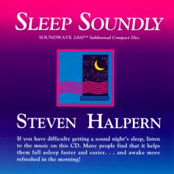 Sleep Soundly - Steven Halpern | Songs, Reviews, Credits | AllMusic