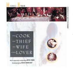 The Cook, the Thief, His Wife & Her Lover [Original Soundtrack]