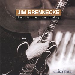 Jim Brennecke - Auction on Saturday