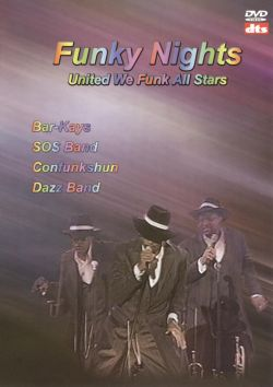 funky nights united we funk all stars dvd various artists songs reviews credits allmusic. Black Bedroom Furniture Sets. Home Design Ideas