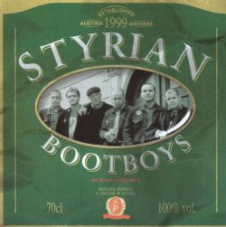 Styrian Bootboys - Bottled with Pride