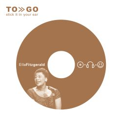 Ella Fitzgerald - To Go: Stick It in Your Ear