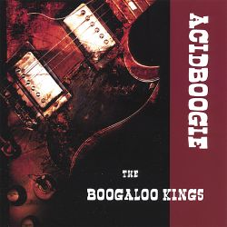 The Boogaloo Kings - Acidboogie