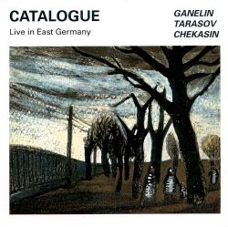 Catalogue: Live in East Germany