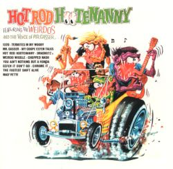 The Hotrod Hootenanny: Rat Fink Collection
