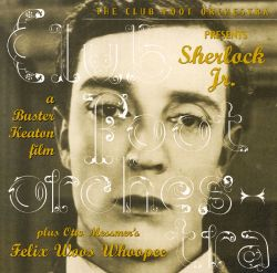 Sherlock Jr. & Felix - Club Foot Orchestra