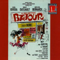 Bajour [Original Broadway Cast]
