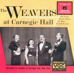 The Weavers at Carnegie Hall