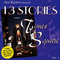 Ann Ruckert - 13 Stories Over Times Square