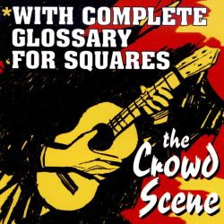 Crowd Scene - With Complete Glossary for Squares