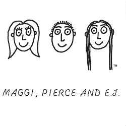 Maggi, Pierce and E.J. (The White Album) - Maggi, Pierce & E.J.