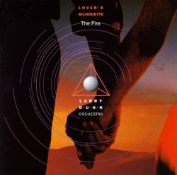 Lover's Silhouette: The Fire