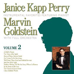 Marvin Goldstein - Janice Kapp Perry Favorites, Vol. 2
