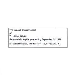 The Second Annual Report of Throbbing Gristle
