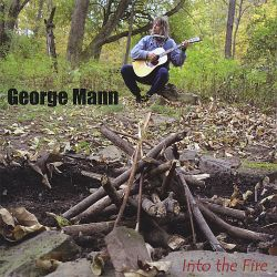 George Mann - Into the Fire