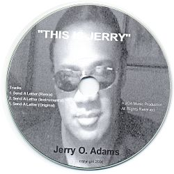 Jerry Adams - This Is Jerry