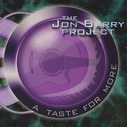 Jon Barry - A Taste for More