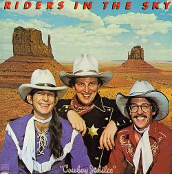 Cowboy Jubilee - Riders in the Sky