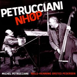 Michel Petrucciani and Niels-Henning Ørsted Pedersen