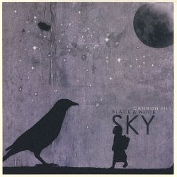 Cannon Hill - Black and White Sky