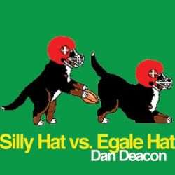 Silly Hat vs. Egale Hat
