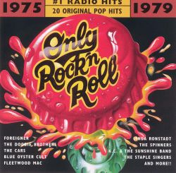 Only Rock N Roll 1975 1979 1 Radio Hits Various
