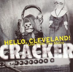 Hello, Cleveland! Live from the Metro